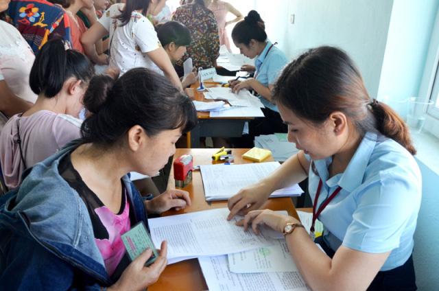 Quảng Ninh: 10 tháng có hơn 10.400 người lao động được hưởng trợ cấp thất nghiệp  - Ảnh 2.