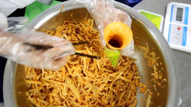 Phở ốc – Món ăn lạ thường nhưng cực khoái của người Trung Quốc - Ảnh 3.