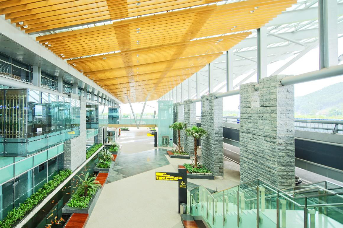 Điều ít biết về kiến trúc độc đáo của Sân bay khu vực hàng đầu thế giới 2020 (Kính nhờ chị hỗ trợ cho đăng giúp em vị trí Bài ảnh và Title xuất hiện trang chủ với ạ!) - Ảnh 3.