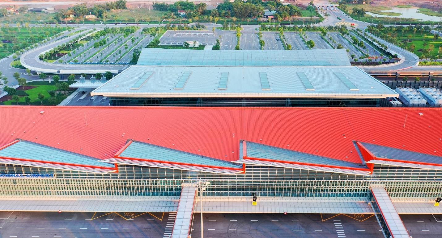 Điều ít biết về kiến trúc độc đáo của Sân bay khu vực hàng đầu thế giới 2020 (Kính nhờ chị hỗ trợ cho đăng giúp em vị trí Bài ảnh và Title xuất hiện trang chủ với ạ!) - Ảnh 5.