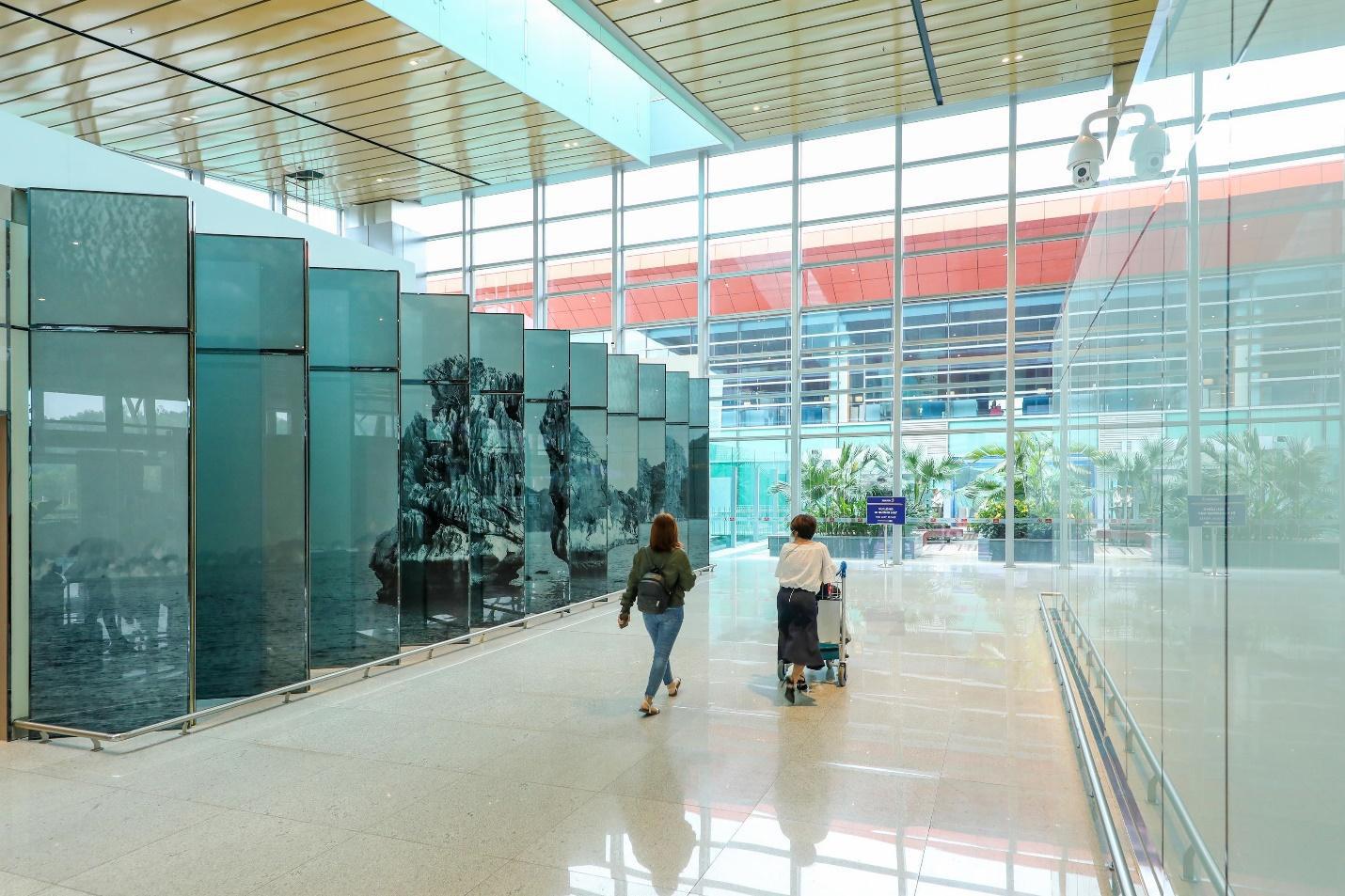 Điều ít biết về kiến trúc độc đáo của Sân bay khu vực hàng đầu thế giới 2020 (Kính nhờ chị hỗ trợ cho đăng giúp em vị trí Bài ảnh và Title xuất hiện trang chủ với ạ!) - Ảnh 7.