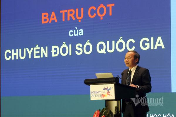 Internet - công cụ hiện thực hóa khát vọng chuyển đổi số Việt Nam - Ảnh 4.