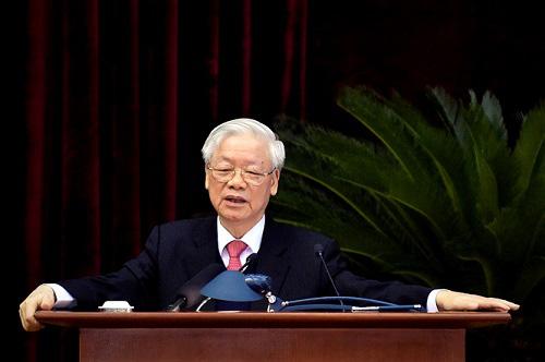 Phát biểu của Tổng Bí thư, Chủ tịch nước bế mạc Hội nghị lần thứ 14 BCH TƯ Đảng khóa XII - Ảnh 1.