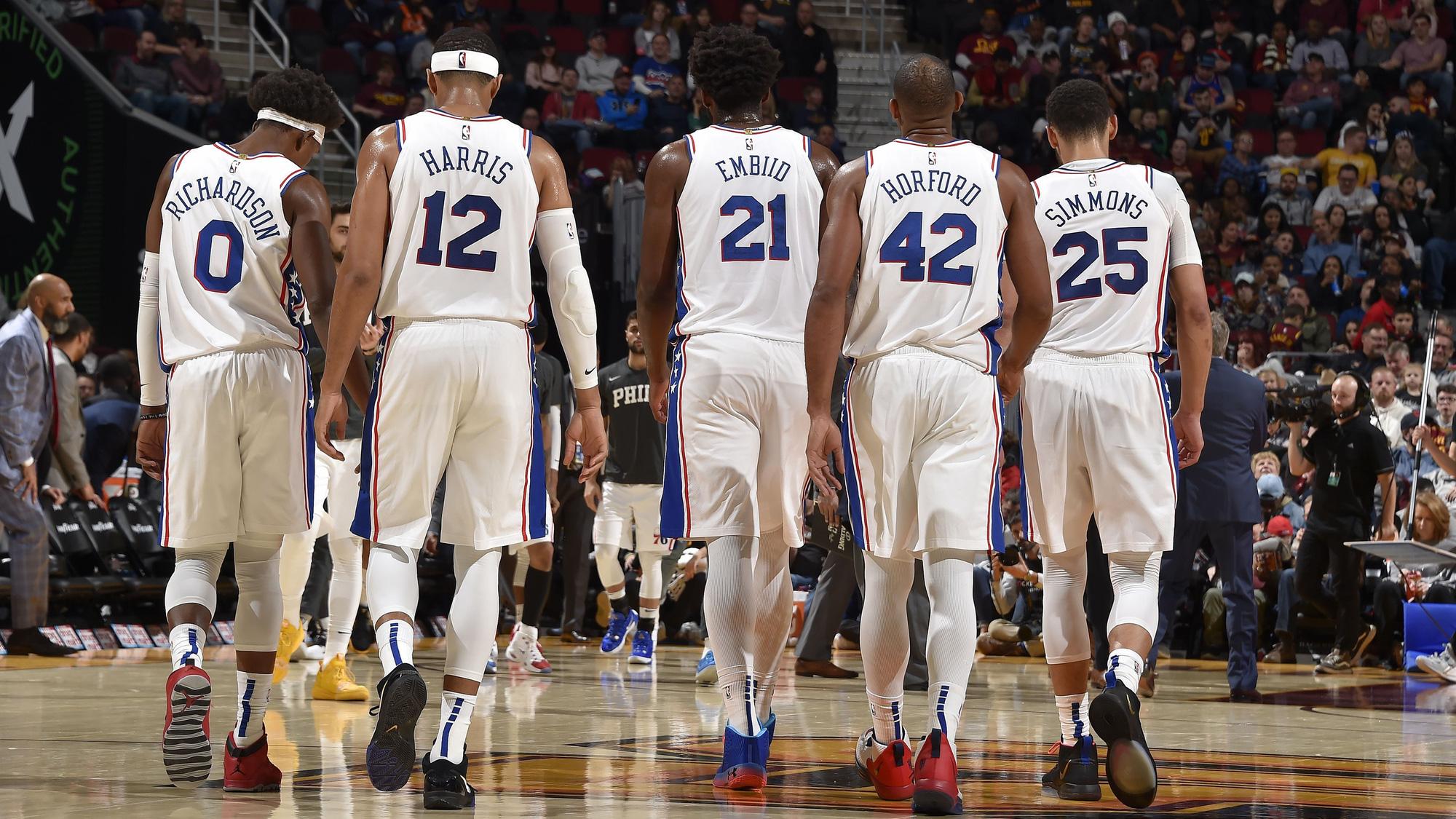 """Philadelphia 76ers: Đội bóng của những """"cú lừa"""" - Ảnh 2."""