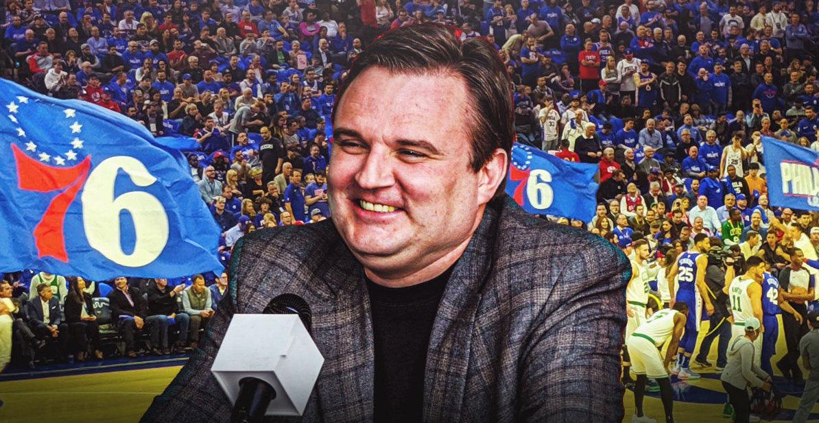 """Philadelphia 76ers: Đội bóng của những """"cú lừa"""" - Ảnh 3."""