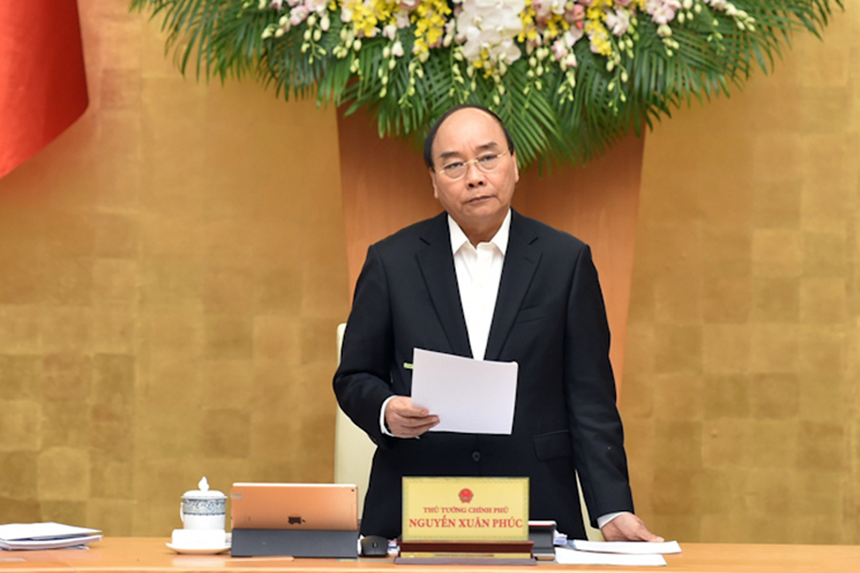 Thủ tướng: Cách ly xã hội với khu vực có nguy cơ cao, TP HCM cơ bản vẫn hoạt động kinh tế- xã hội bình thường - Ảnh 1.