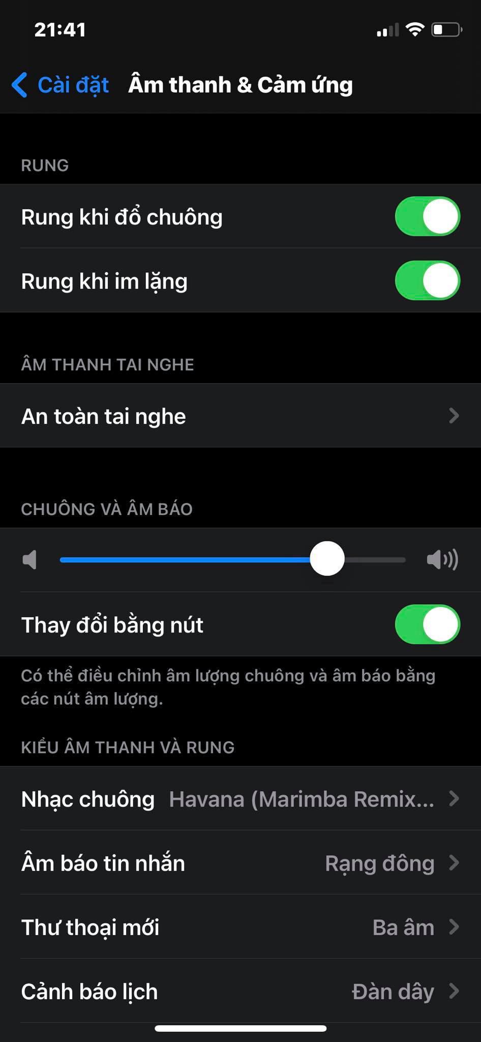 Cách bật cảnh báo tiếng ồn trên iPhone, tránh bị đau tai khi nghe nhạc quá lớn - Ảnh 2.