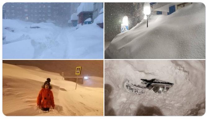 Loạt hình ảnh trong mùa đông khắc nghiệt, băng tuyết trắng xoá ở nước Nga chỉ nhìn thôi cũng đủ thấy rét run cầm cập - Ảnh 3.