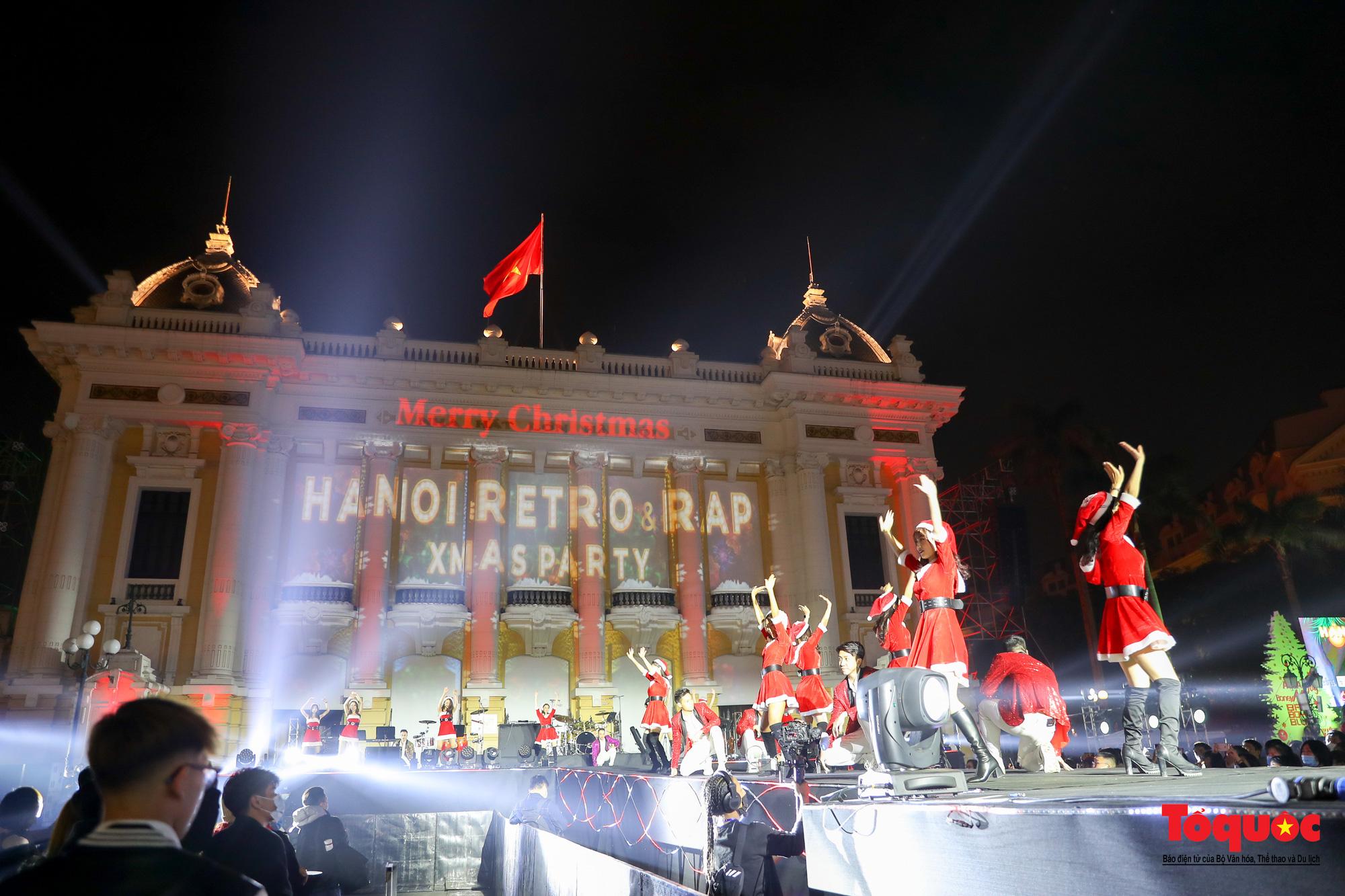Bùng nổ Đại nhạc hội Giáng sinh 2020 tại Nhà hát Lớn - Ảnh 14.