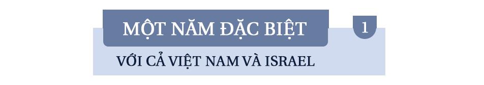 Đại sứ Israel: Việt Nam là một trong số ít quốc gia đạt điểm A trong bài kiểm tra thực tế Covid-19 - Ảnh 1.