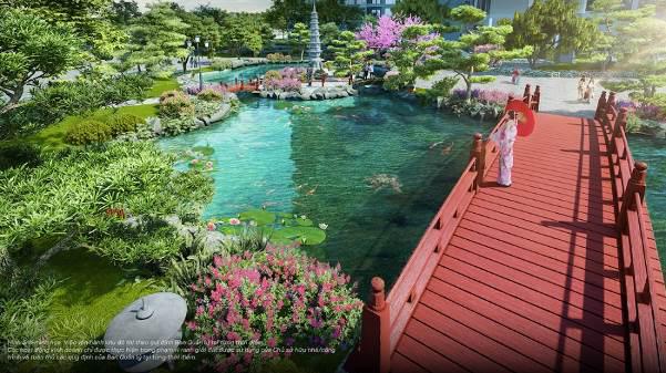 Vinhomes chính thức ra mắt The Zenpark - Tinh thần Nhật bản giữa lòng Vinhomes Ocean Park - Ảnh 1.