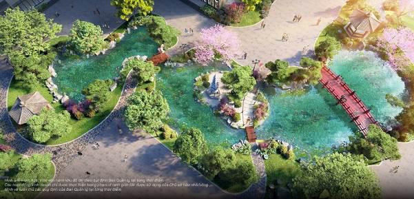 Vinhomes chính thức ra mắt The Zenpark - Tinh thần Nhật bản giữa lòng Vinhomes Ocean Park - Ảnh 3.