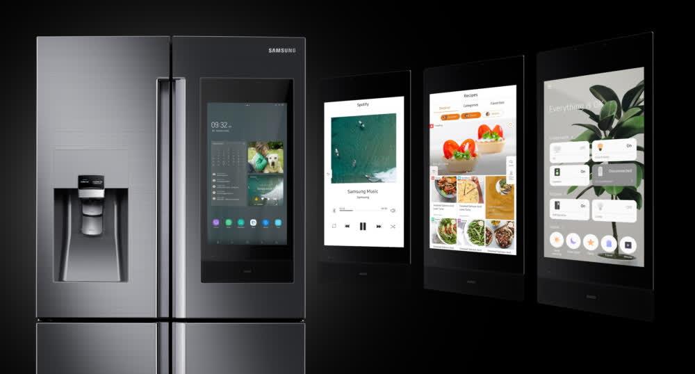 Giờ là thời của tủ lạnh thông minh với sự ra đời của Samsung Family Hub - Ảnh 1.
