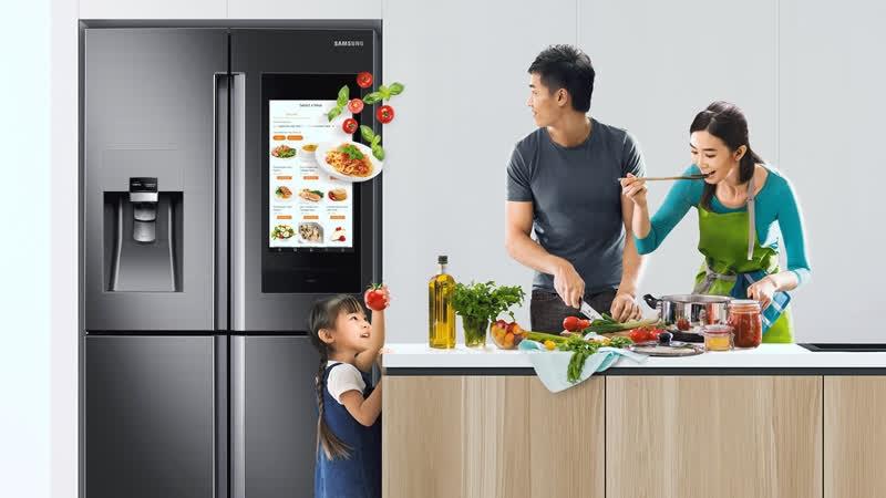 Giờ là thời của tủ lạnh thông minh với sự ra đời của Samsung Family Hub - Ảnh 2.