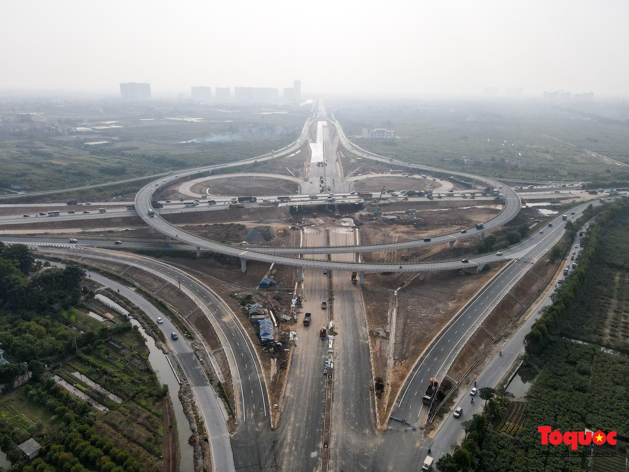 Dấu ấn những công trình giao thông tạo nên diện mạo mới cho Thủ đô Hà Nội năm 2020 - Ảnh 15.