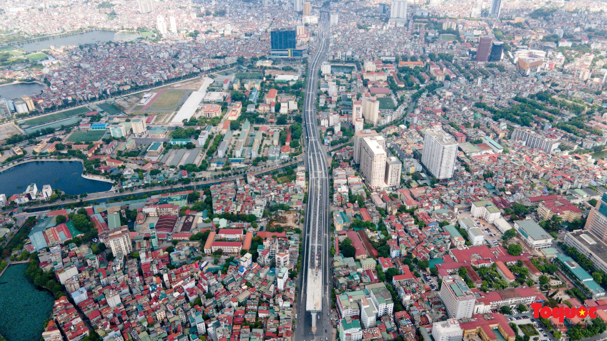 Dấu ấn những công trình giao thông tạo nên diện mạo mới cho Thủ đô Hà Nội năm 2020 - Ảnh 5.