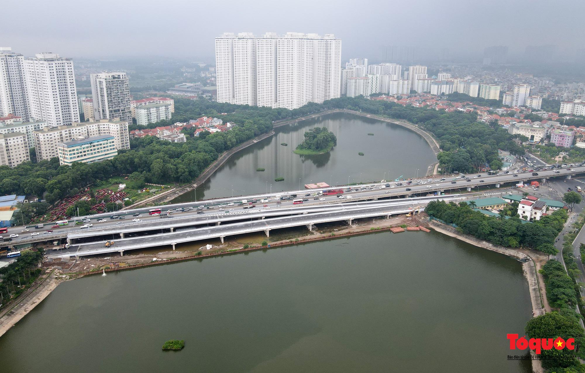 Dấu ấn những công trình giao thông tạo nên diện mạo mới cho Thủ đô Hà Nội năm 2020 - Ảnh 12.