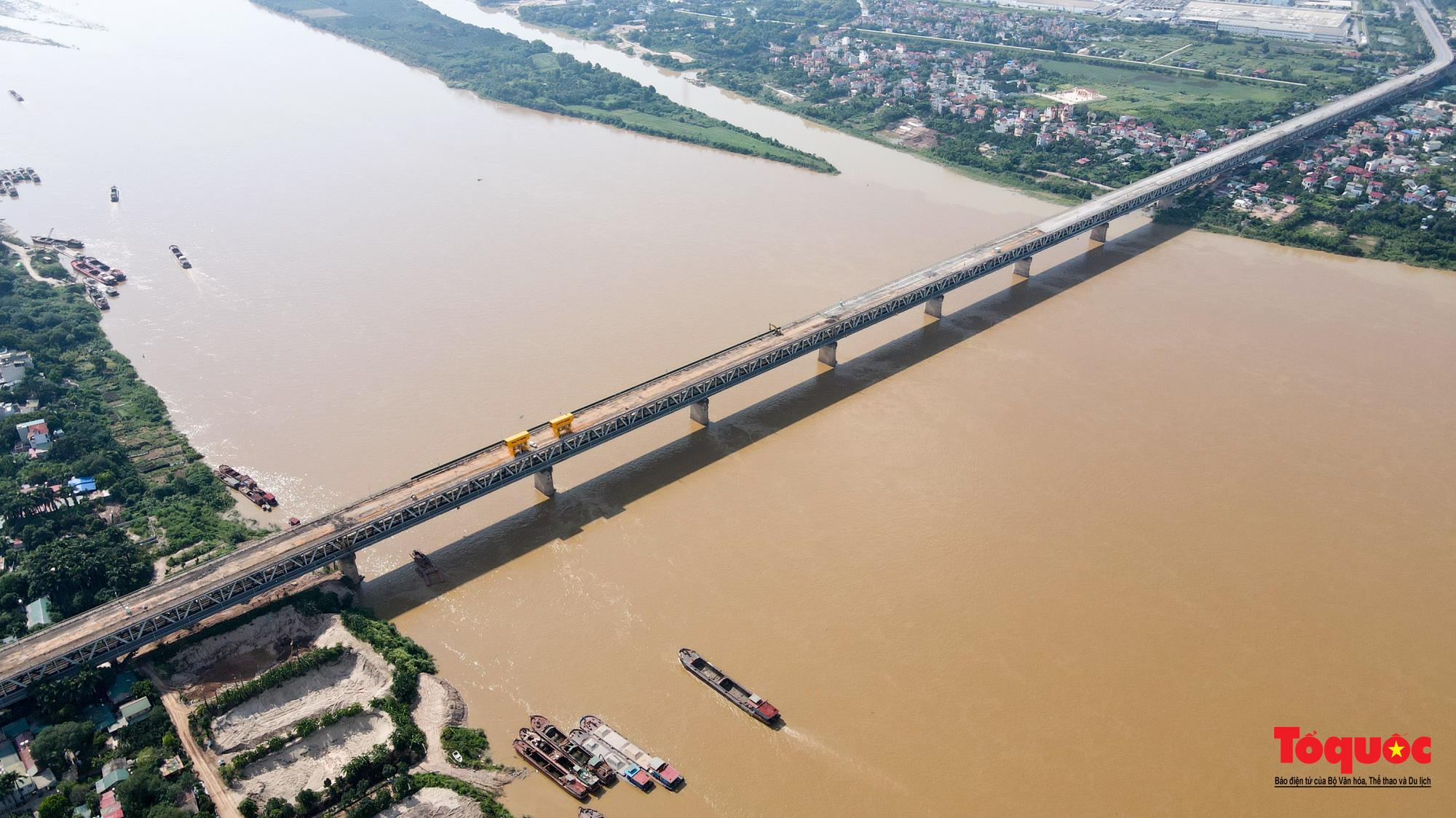 Dấu ấn những công trình giao thông tạo nên diện mạo mới cho Thủ đô Hà Nội năm 2020 - Ảnh 17.