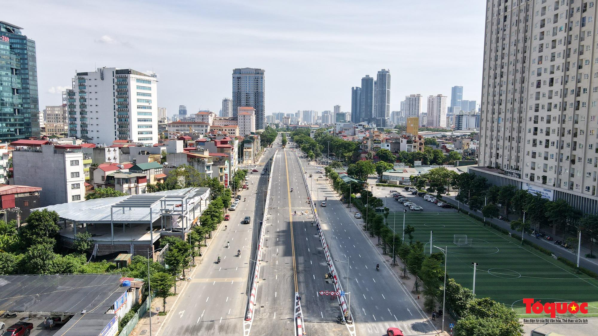 Dấu ấn những công trình giao thông tạo nên diện mạo mới cho Thủ đô Hà Nội năm 2020 - Ảnh 9.