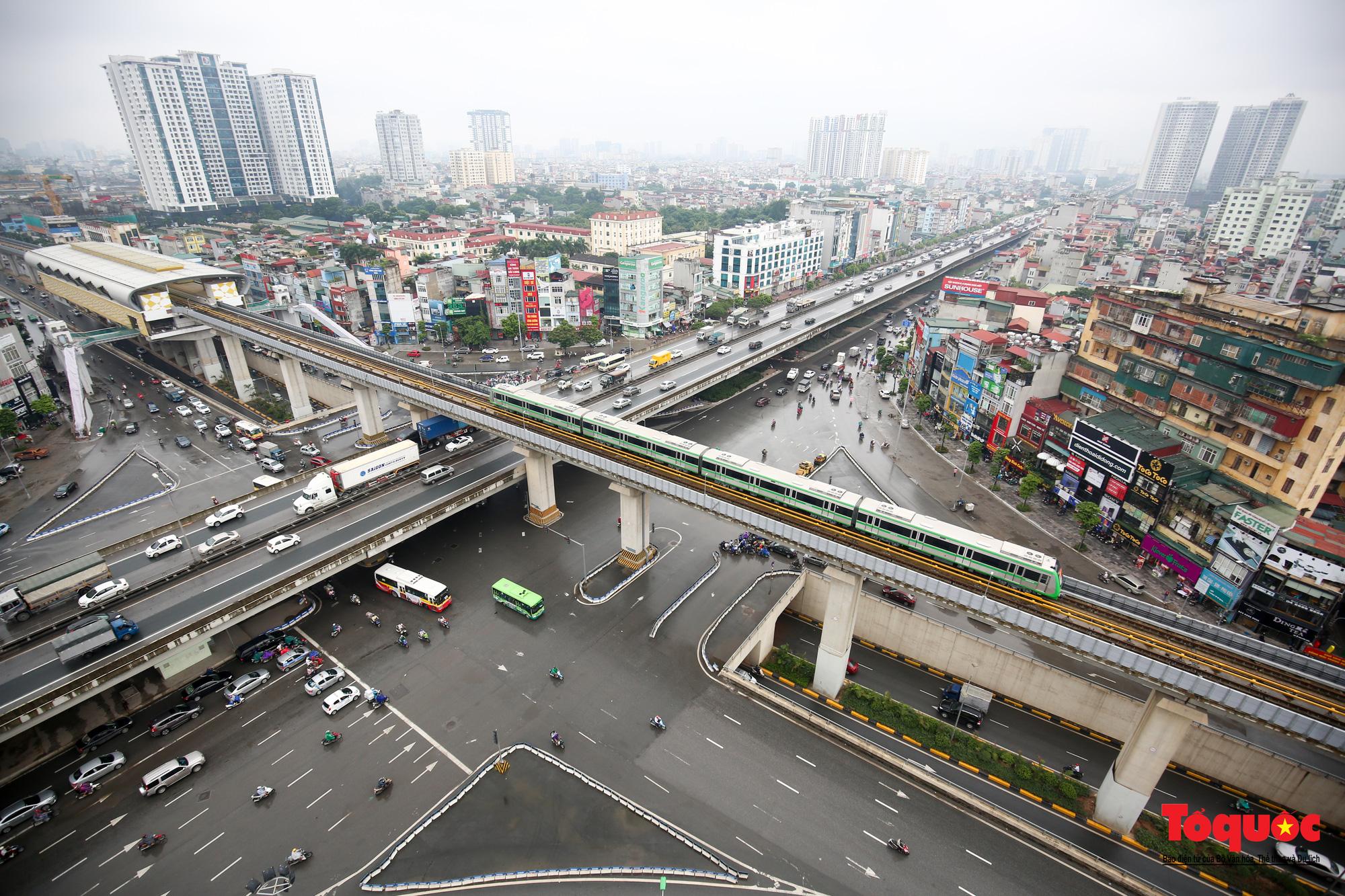 Dấu ấn những công trình giao thông tạo nên diện mạo mới cho Thủ đô Hà Nội năm 2020 - Ảnh 20.