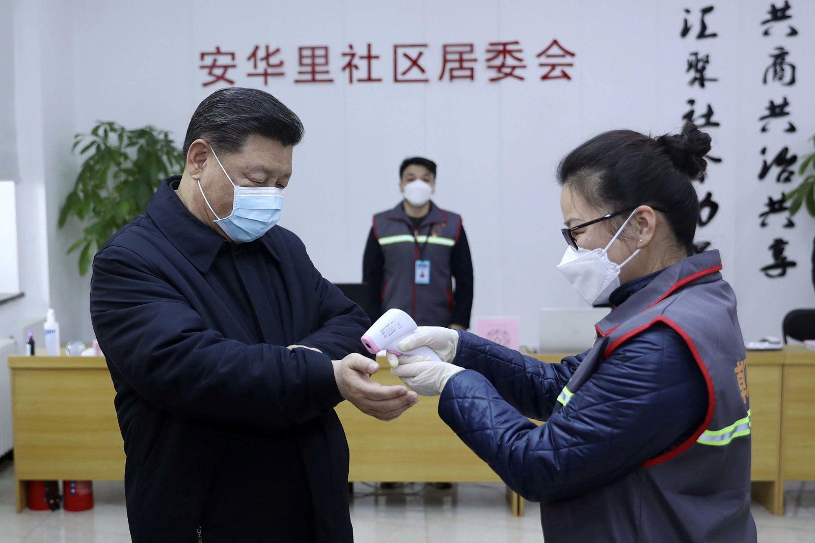 Loạt ảnh ấn tượng về cách Trung Quốc đối phó với đại dịch corona - Ảnh 8.
