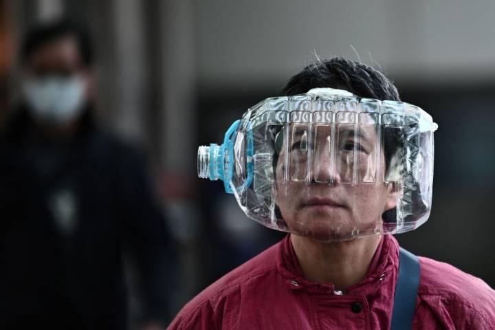 Loạt ảnh ấn tượng về cách Trung Quốc đối phó với đại dịch corona - Ảnh 5.