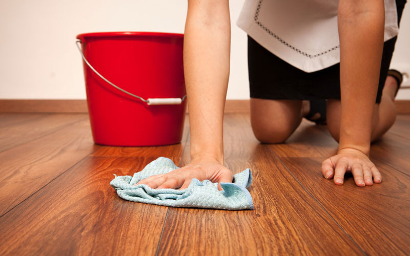 Khi trời nồm ẩm cực điểm, chúng ta nên làm gì giúp nhà khô ráo - Ảnh 1.