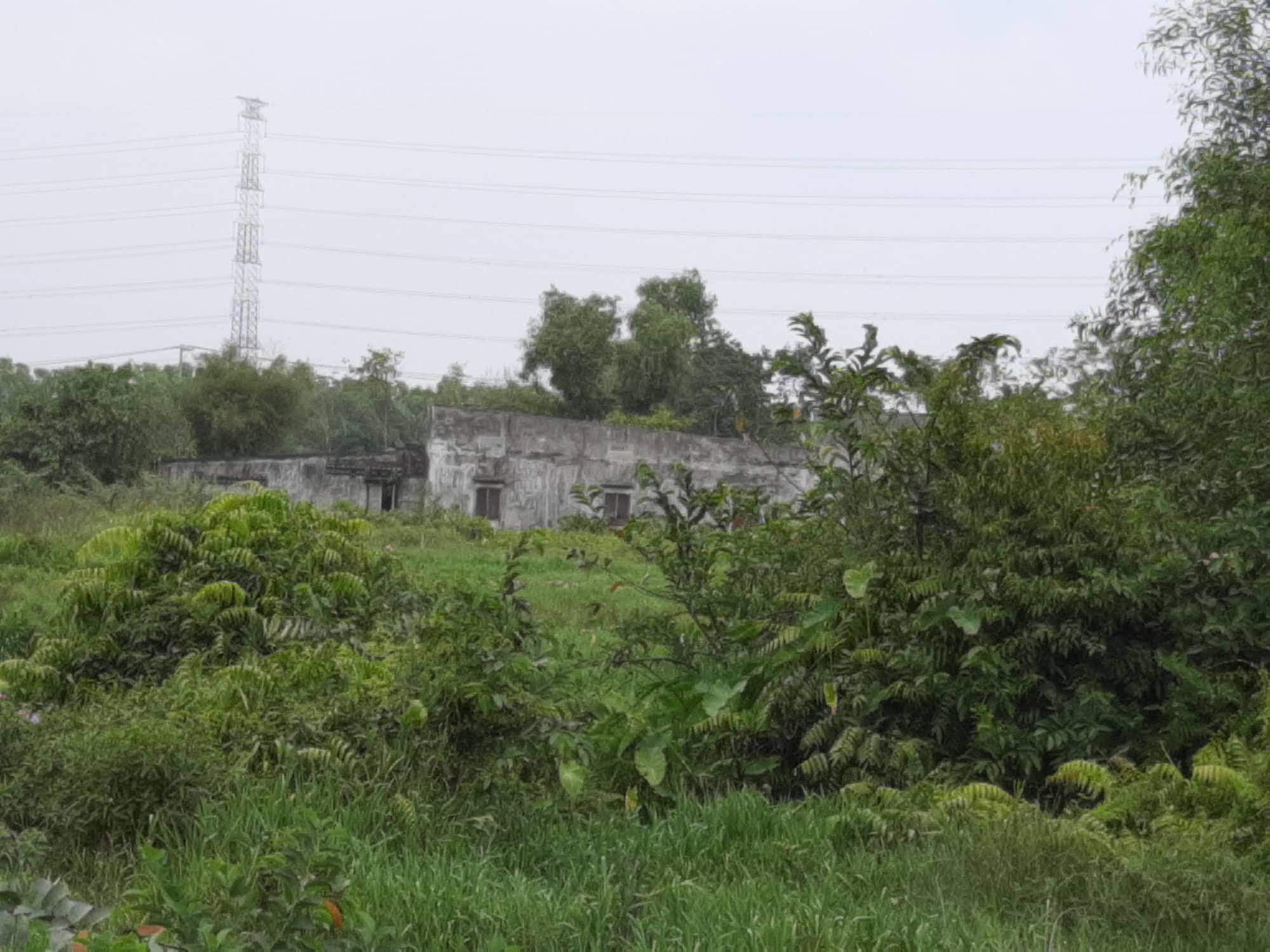 Cận cảnh căn nhà bỏ hoang nơi Tuấn Khỉ bị tiêu diệt - Ảnh 1.