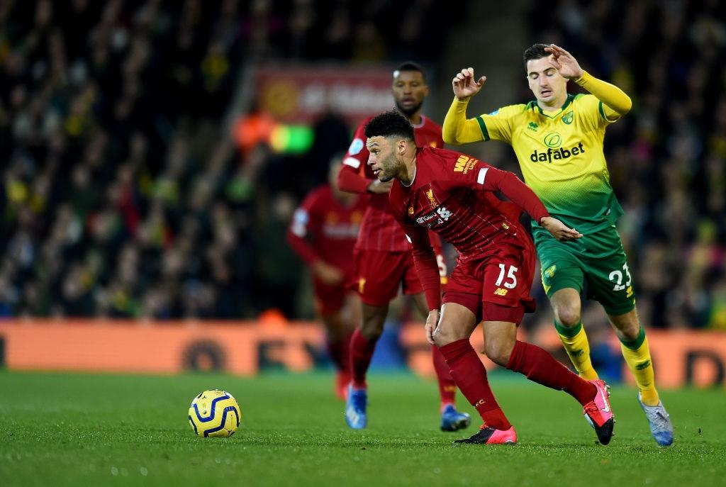 Không có bất ngờ nào xảy ra, Liverpool dễ dàng giành chiến thắng 1-0 trước Norwich đội hiện đang xếp cuối BXH - Ảnh 1.