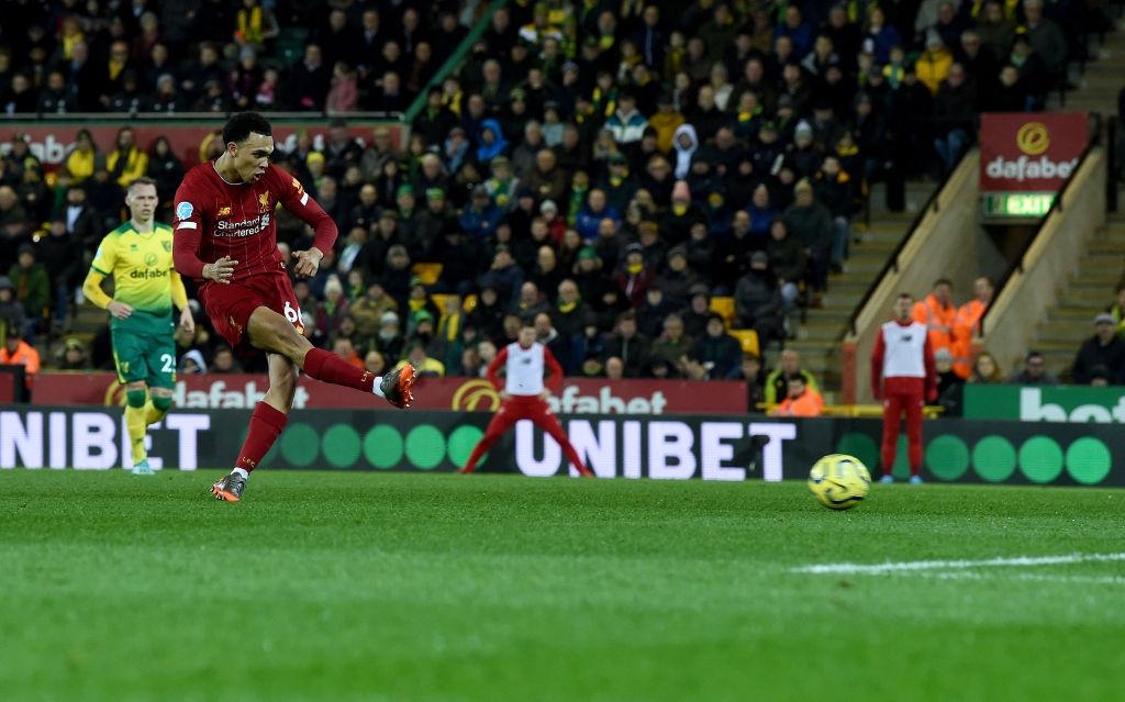 Không có bất ngờ nào xảy ra, Liverpool dễ dàng giành chiến thắng 1-0 trước Norwich đội hiện đang xếp cuối BXH - Ảnh 2.