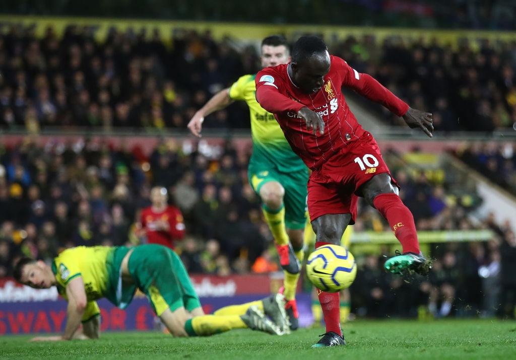 Không có bất ngờ nào xảy ra, Liverpool dễ dàng giành chiến thắng 1-0 trước Norwich đội hiện đang xếp cuối BXH - Ảnh 4.