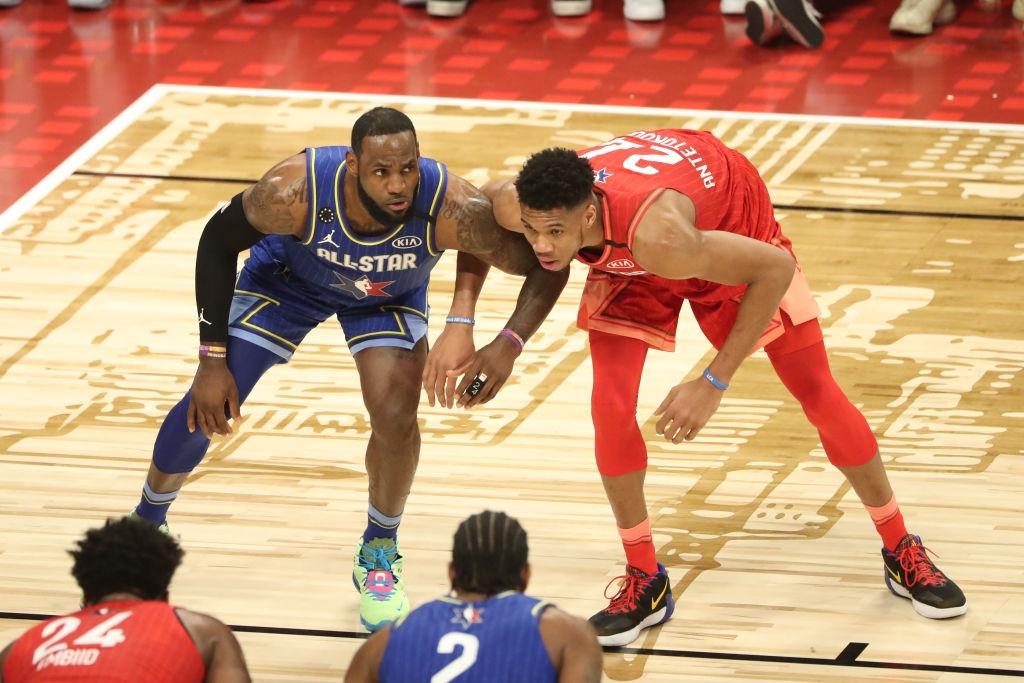 Kawhi Leonard đoạt danh hiệu MVP, dẫn dắt Team LeBron giành chiến thắng kịch tính trước Team Giannis - Ảnh 1.