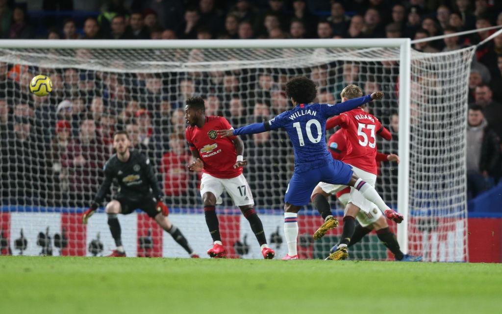 VAR xuất hiện, Chelsea nhận thất bại cay đắng ngay trên sân nhà trước Manchester United - Ảnh 2.