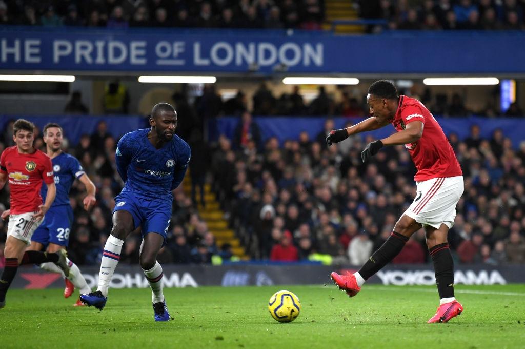 VAR xuất hiện, Chelsea nhận thất bại cay đắng ngay trên sân nhà trước Manchester United - Ảnh 3.
