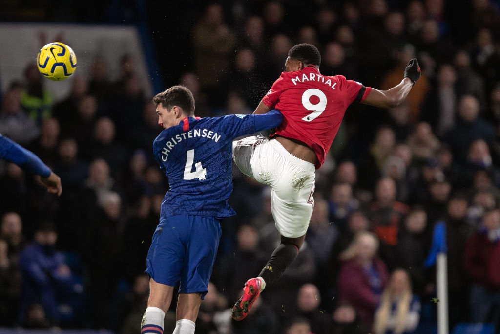 VAR xuất hiện, Chelsea nhận thất bại cay đắng ngay trên sân nhà trước Manchester United - Ảnh 4.