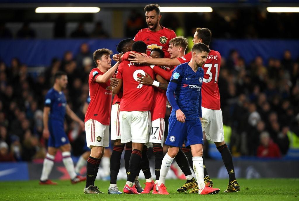 VAR xuất hiện, Chelsea nhận thất bại cay đắng ngay trên sân nhà trước Manchester United - Ảnh 5.