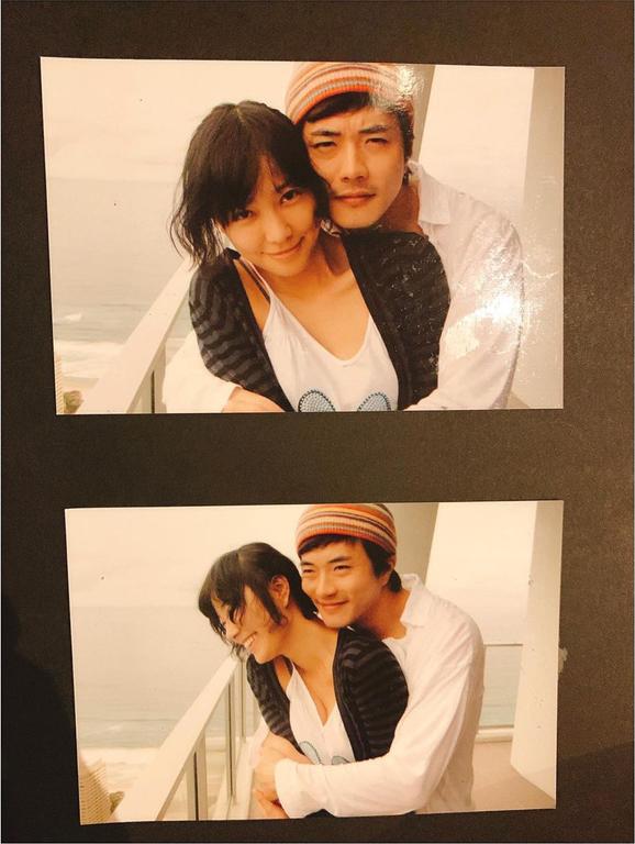 Hé lộ bức ảnh cũ cực kỳ hiếm của tài tử Kwon Sang Woo và vợ Hoa hậu, tượng đài hôn nhân bền chặt không thị phi chính là đây  - Ảnh 1.