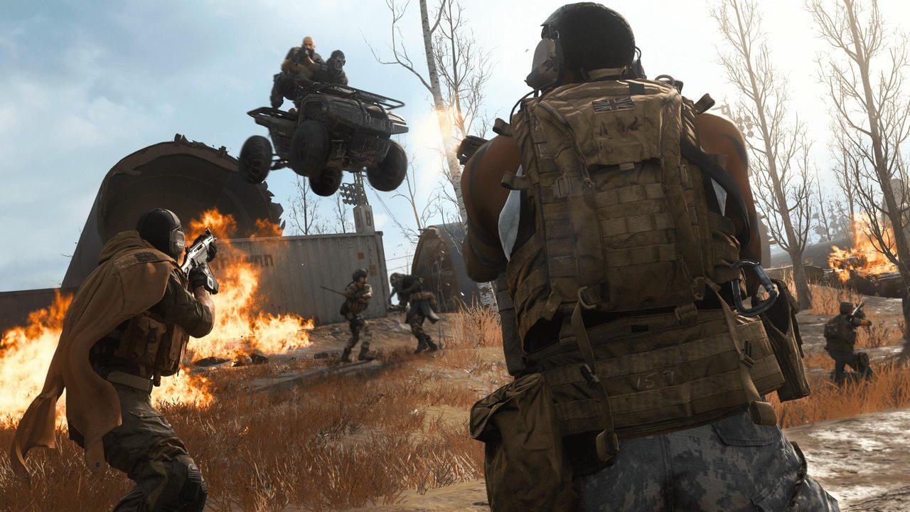Call of Duty ra mắt chế độ giống hệt PUBG, đã thế còn miễn phí 100% - Ảnh 2.