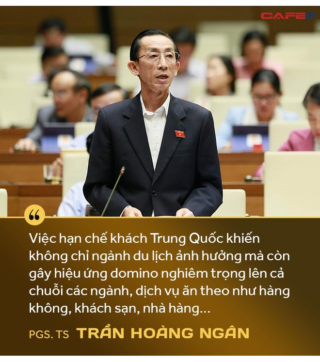 PGS.TS. Trần Hoàng Ngân: Dịch Covid-19 là cơ hội để Việt Nam đẩy mạnh tái cơ cấu toàn bộ nền kinh tế và củng cố niềm tin cho nhà đầu tư - Ảnh 2.