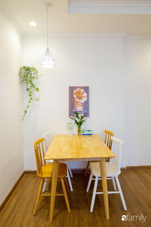 Thiết kế đơn giản với nội thất tiện nghi, căn hộ 53m2 trên tầng cao khiến nhiều người ao ước sở hữu ở Hà Nội - Ảnh 9.