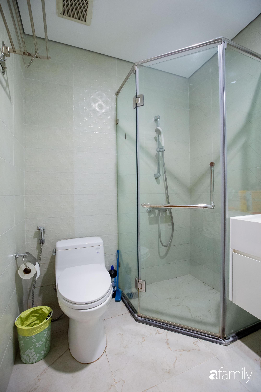 Thiết kế đơn giản với nội thất tiện nghi, căn hộ 53m2 trên tầng cao khiến nhiều người ao ước sở hữu ở Hà Nội - Ảnh 16.