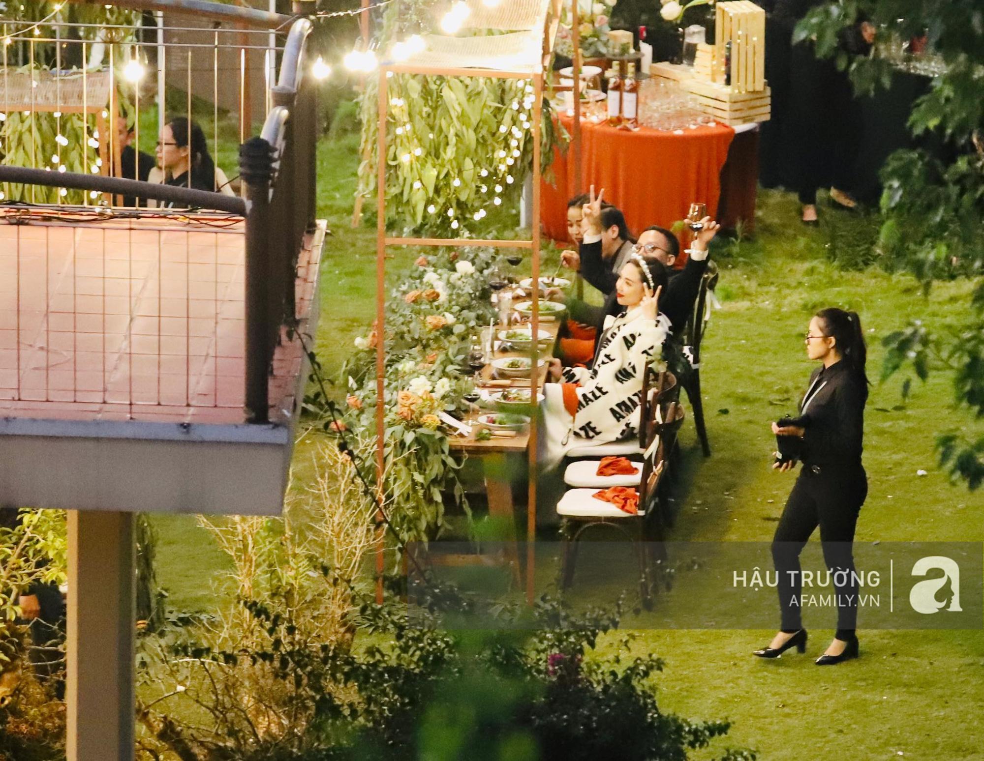 Tóc Tiên đích thân giải đáp lý do tổ chức tiệc cưới đơn giản thay vì hôn lễ đình đám như các ngôi sao hạng A - Ảnh 2.