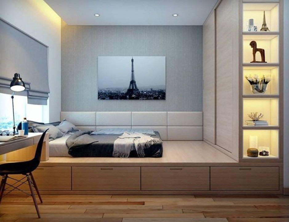 Tư vấn thiết kế nhà ở gia đình có đông thành viên với diện tích (3x10m), chi phí khoảng 670 triệu đồng - Ảnh 11.