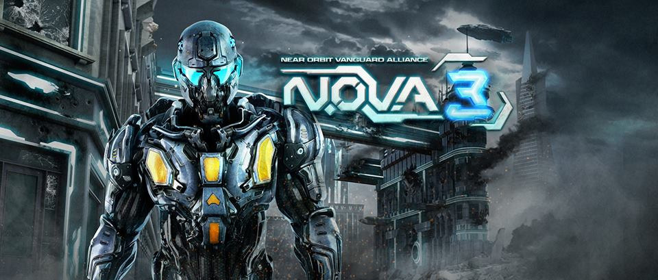 N.O.V.A 3: Trải qua nhiều năm tháng, liệu game thủ mobile có còn nhớ tới một huyền thoại? - Ảnh 1.