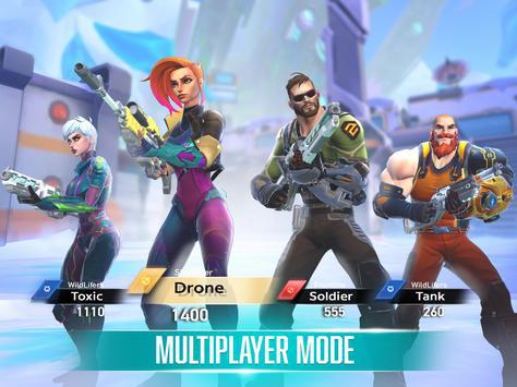 Rise: Shooter Arena - Lại thêm game mobile FPS lấy cảm hứng từ Overwatch mở đăng ký - Ảnh 1.