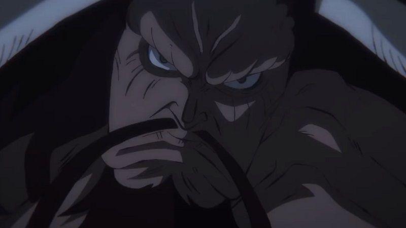 One Piece chương 972 đã thể hiện 1 khía cạnh nam nhi đại trượng phu của Kaido - Ảnh 1.