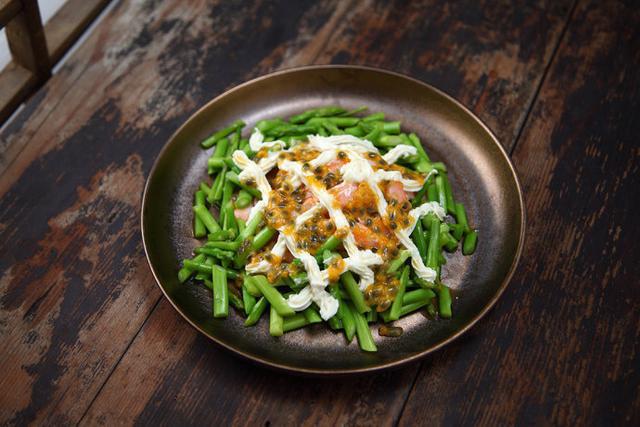 Salad tôm đơn giản cho bữa tối giảm cân - Ảnh 4.