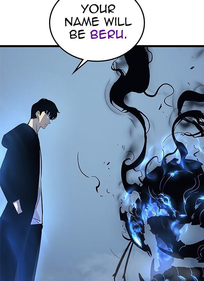 Solo Leveling chương 106: Ber thể hiện sức mạnh bá đạo của rank Tướng quân, đẳng cấp hơn tất cả lính bóng tối Jin Woo đang có - Ảnh 2.