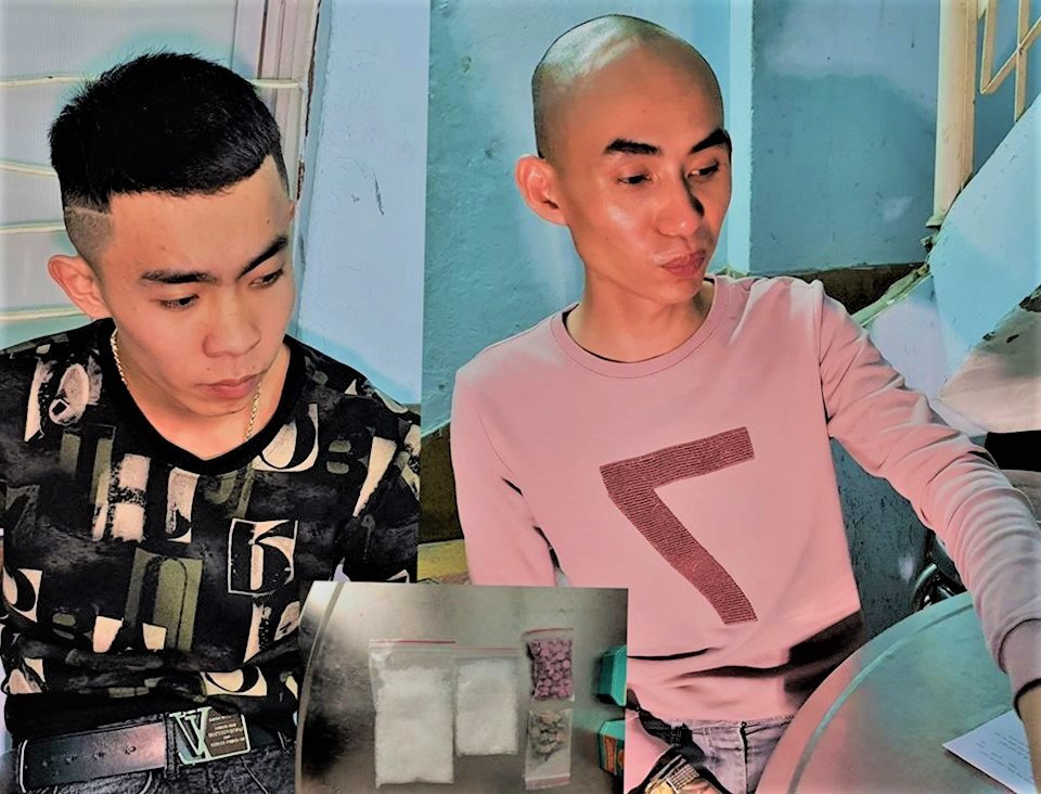 Kết thân trong trại giam, 2 thanh niên vừa ra tù lại bị bắt vì rủ nhau bán ma túy - Ảnh 1.