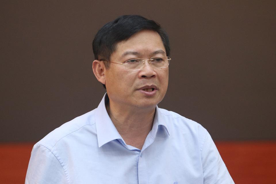 Đề xuất Bộ Tư lệnh Thủ đô vào cuộc phá dỡ sai phạm công trình 8B Lê Trực - Ảnh 1.